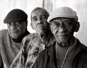 Tres Viejos Amigos